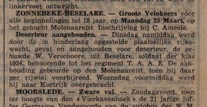 Het Ypersch nieuws 23-03-1940