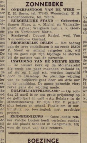 Het Ypersch Nieuws 27-04-1963